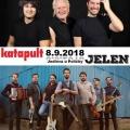 Předprodej vstupenek na koncert kapely Katapult a Jelen