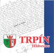 Knihy obcí Trpín a Hlásnice